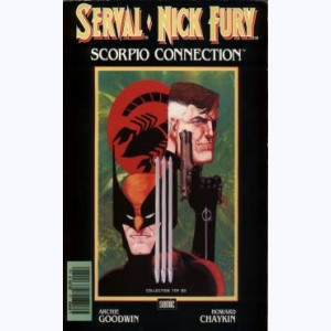 Top BD : n° 21, Serval Nick Fury Scorpio Connect