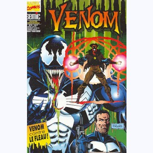 Venom : n° 5, Funeral pyre 3 et Madness 1