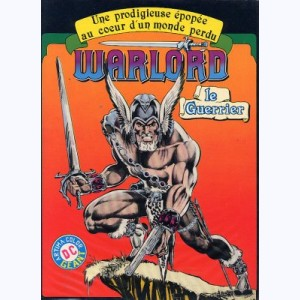 Warlord (3ème Série) : n° 1, Warlord le Guerrier