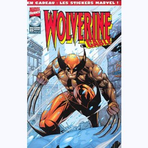 Wolverine : n° 69, Substitutions