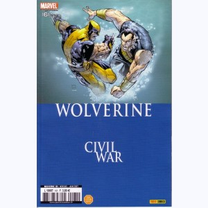 Wolverine : n° 161, Civil War - Vengeance