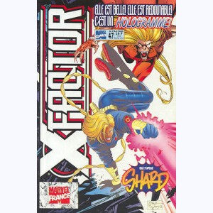 X-Factor : n° 47, La chute d'Havok