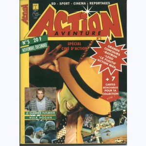 Action Aventure : n° 5