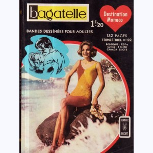 Bagatelle : n° 22, Destination Monaco