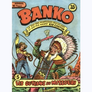 Banko : n° 5, Les outlaws du Missouri