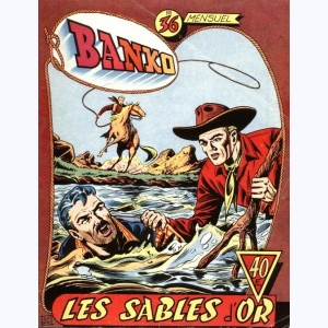 Banko : n° 36, Les sables d'or