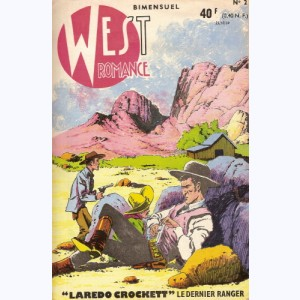 West Romance : n° 2, Laredo Crockett : suite