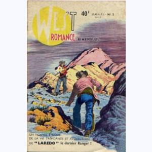 West Romance : n° 5, Laredo Crockett : suite