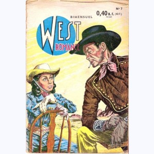 West Romance : n° 7, Laredo Crockett : suite