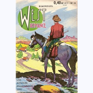 West Romance : n° 10, Laredo Crockett : Le duel