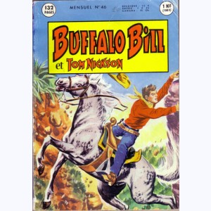 Buffalo Bill : n° 46, Territoire interdit (1)