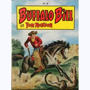 Buffalo Bill (Album) : n° 8, Recueil 8 (46, 47, 48)