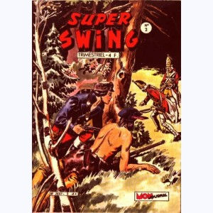 Super Swing : n° 2, La canne qui tue