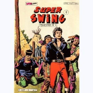 Super Swing : n° 9, Le secret de Wobak
