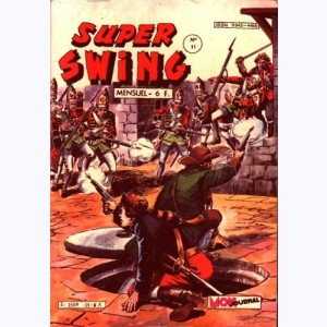 Super Swing : n° 11, Le traître de Port-Hayward