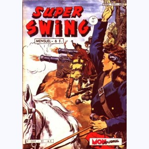 Super Swing : n° 17, Seul contre les Creeks !