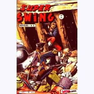 Super Swing : n° 21, Le Lion d'Asuncion