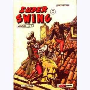 Super Swing : n° 22, La fugue de Betty