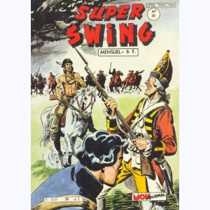 Super Swing : n° 26, Sudraka l'invincible