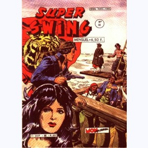 Super Swing : n° 32, La vengeance du tigre