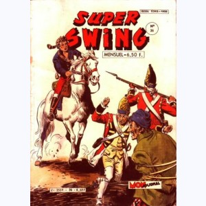 Super Swing : n° 36, Le fer à cheval de La Ventouse