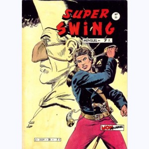 Super Swing : n° 39, L'insaisissable Nez-de-cuir