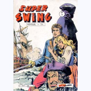Super Swing : n° 40, L'ombre