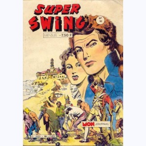 Super Swing : n° 50, La belle traîtresse