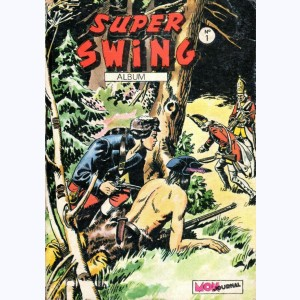 Super Swing (Album) : n° 1, Recueil 1 (01, 02, 03)