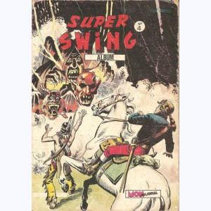 Super Swing (Album) : n° 4, Recueil 4 (10, 11, 12)