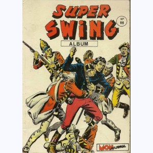 Super Swing (Album) : n° 11, Recueil 11 (31, 32, 33)