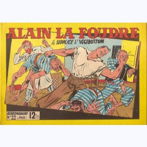 Collection Alain la Foudre : n° 22, Le supplice d'Iggibottom