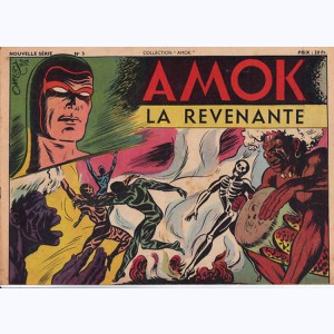 Collection Amok : n° 5, La revenante
