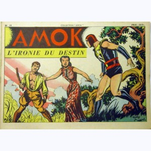 Collection Amok : n° 19, L'ironie du destin