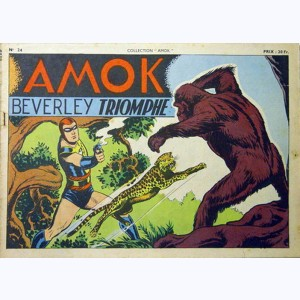 Collection Amok : n° 24, Beverley triomphe