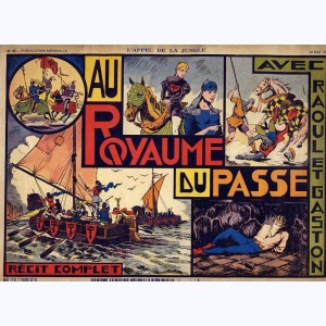 Collection Appel de la Jungle : n° 26, Raoul et Gaston : Au royaume du passé