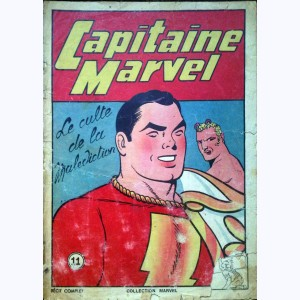 Capitaine Marvel : n° 11, Le culte de la malédiction