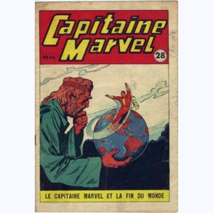 Capitaine Marvel : n° 28, Le Capitaine Marvel et la fin du monde