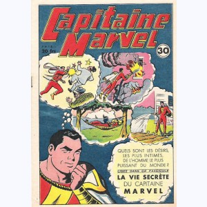 Capitaine Marvel : n° 30, La vie secrète du Capitaine Marvel