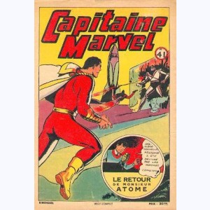 Capitaine Marvel : n° 41, Le retour de Monsieur Atome