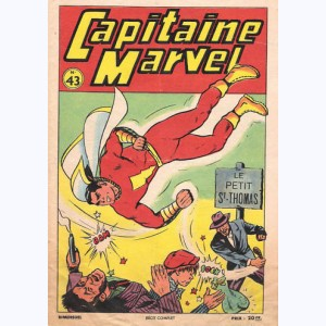 Capitaine Marvel : n° 43, Le petit St-Thomas