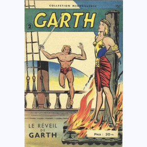 Garth : n° 2, Le réveil de Garth