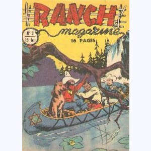Ranch Magazine : n° 2, A travers la jungle