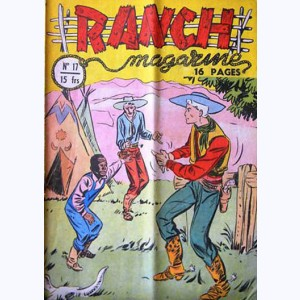 Ranch Magazine : n° 17, Rex contre Tom Bill