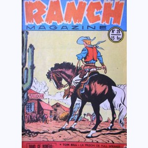 Ranch Magazine : n° 29, La prison de Full Springs