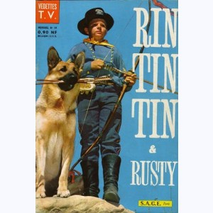 Rintintin et Rusty : n° 19, Une balle pour Boone