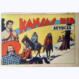 Collection Wild West : n° 32, Kansas Kid : Astuces