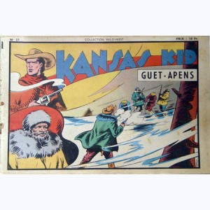 Collection Wild West : n° 37, Kansas Kid : Guet-apens
