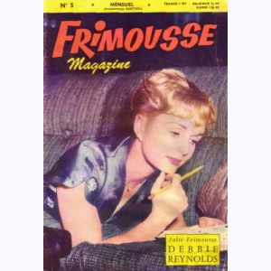 Frimousse (Magazine) : n° 5, Miss Cambouis