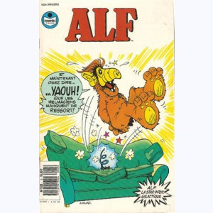 Alf : n° 5, L'invisible melmacien !